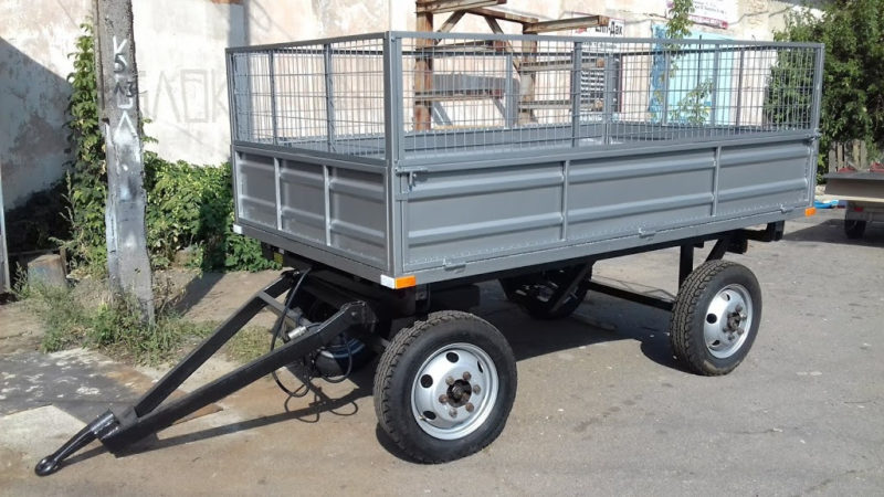 Особенности мини-тракторов